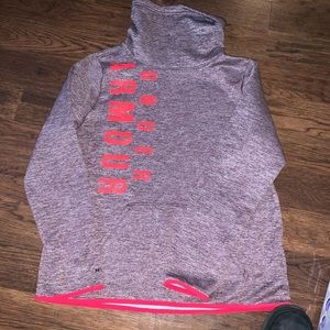 Women's under armour sweater